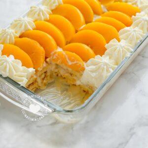 Dulce Frío (Dominican Trifle)