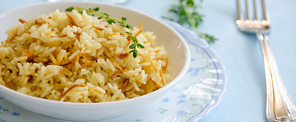 Rice, Grains and Pasta Recipes