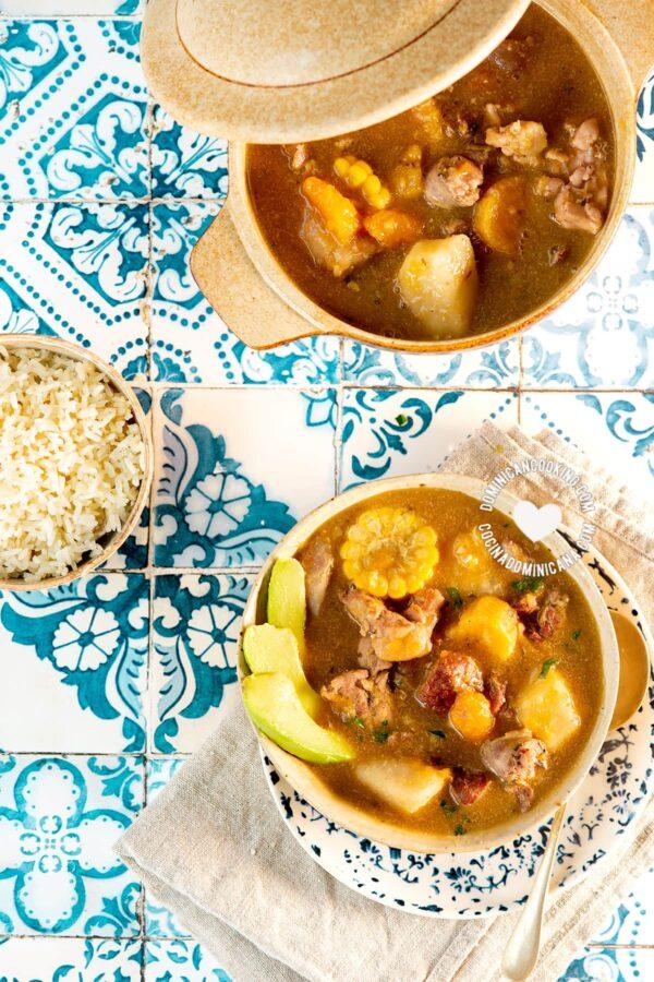Dominican Sancocho Recipe