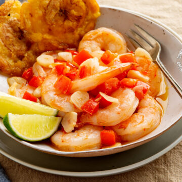 Camarones al Ajillo (Garlic Shrimp)