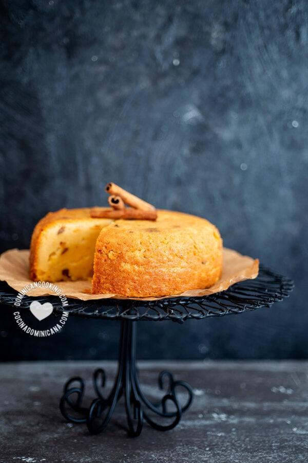 torta dominicana de maiz recipe