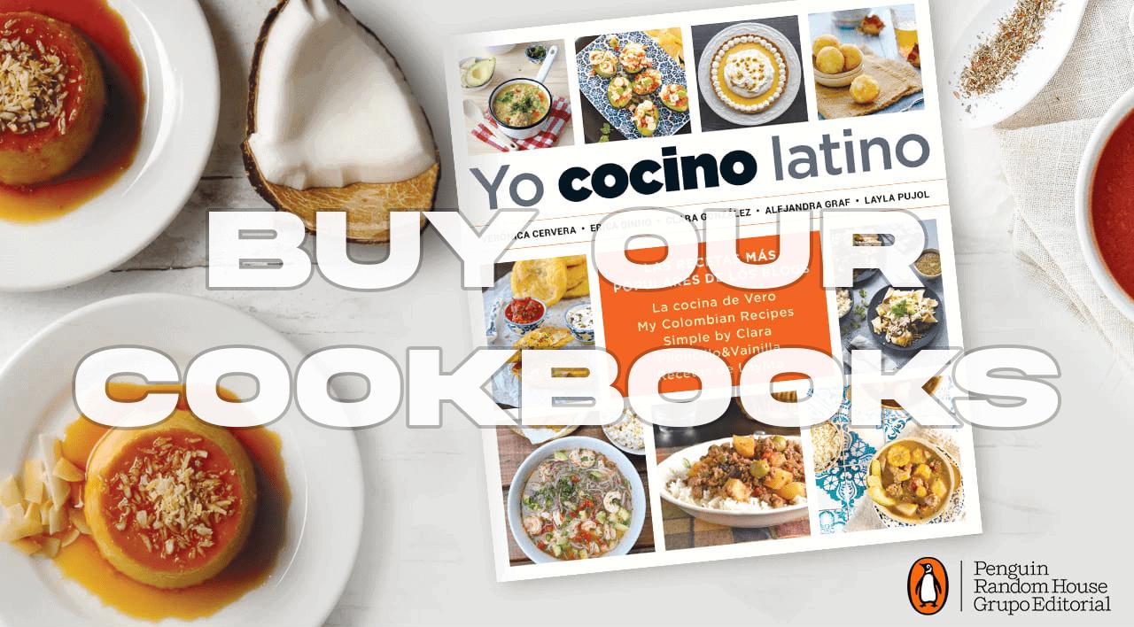 Dominican Cookbooks