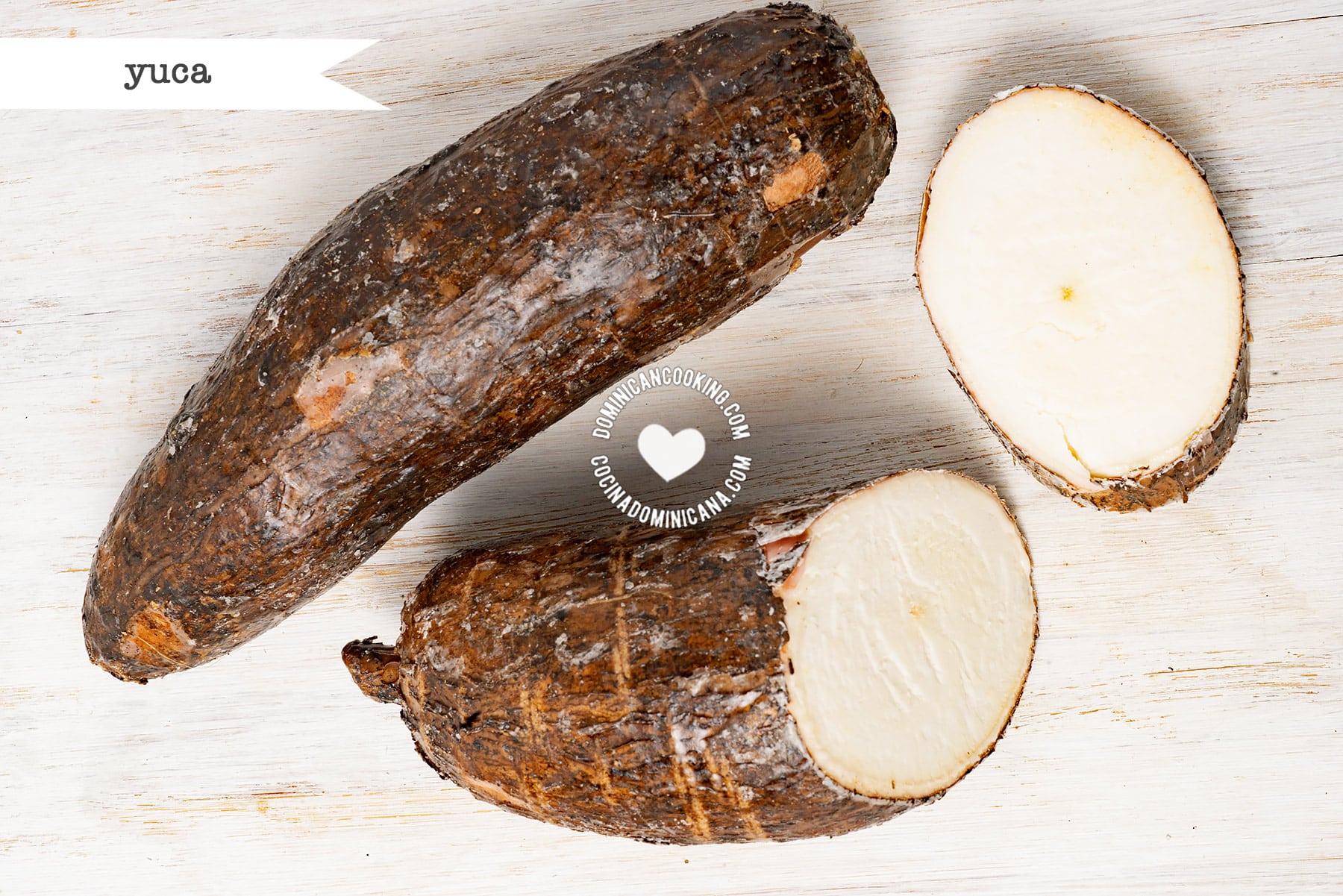 Yuca (Cassava)